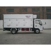 Wholesale ISUZU ICE Cream Trucks, 4T, with 8 units Side Doors from china suppliers