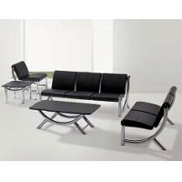 Wholesale modern sofa set, leather sofa, office sofa, metal sofa, #3021 from china suppliers
