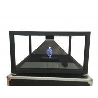Wholesale HD 360 Degree 4 Sided View 3d pyramid hologram display system 100 x 100 cm from china suppliers