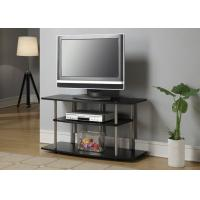 Buy cheap Contemporary 3-tier Modern TV Stands for 42-inch LCD / Plasma Screen DX-BB25 from wholesalers