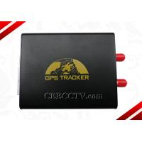 Wholesale TK-106 GPS Vehicle Tracker, Camera, Temperature 850 / 900Mhz GSM / GPS Tracker System from china suppliers