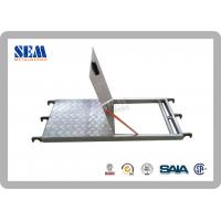 Quality Metric Size O-Steel Plank Systems Scaffolding With Galvanized For Construction for sale