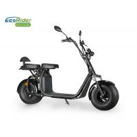 Wholesale Citycoco Two Wheel Electric Scooter 18.5 Inch Solid Tire With EEC Certificate from china suppliers