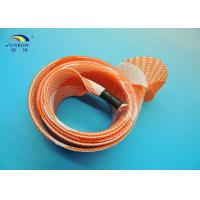 Wholesale Colorful PET braided expandable Sleeve with ROHS for cable sleeving from china suppliers