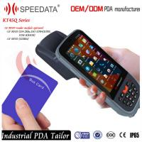 Wholesale Low Frequency 134.2 KHz Android 5.1 Passive RFID Reader Bluetooth from china suppliers