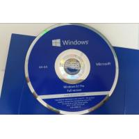 Wholesale Windows 8.1 Operating System Software OEM DVD Activation By Computer from china suppliers