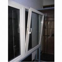 Quality PVC Window with Sliding/Casement/Tilt/Turn Style/Excellent Performance/Efficient Energy for sale