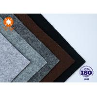 Quality Heat Resistant Polyester Nonwoven Needle Punched Felt With Black Silicone Dots for sale