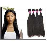 Wholesale 6A Grade Original Quality Virgin Human Hair Bundles Smooth Straight 10 Inch To 30 Inch from china suppliers