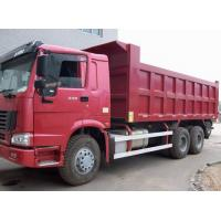 Wholesale new style tipper truck brand HOWO 10 wheels Dump truck with free parts from china suppliers