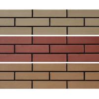 Wholesale Customized Flat Split Face Brick Outside Wall Decoration Smooth Face Brick from china suppliers