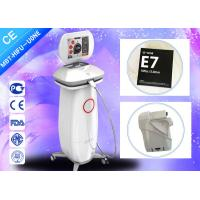 Wholesale High Effective Ultrasound Face Lift Machine For Clinic , Wrinkle Removal Hifu Beauty Machine from china suppliers