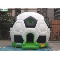 Wholesale Football Kids Inflatable Bouncy Castles Amusement park With EN14960 Standard For Rent from china suppliers