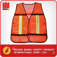 Wholesale SLJ-MA10  REFLECTING VEST (SAFETY VEST) from china suppliers