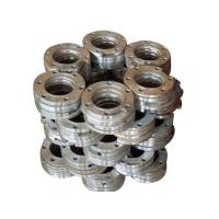 Wholesale EN 1092-1 Carbon Steel Flanges DN15 - DN1200 , Long Welding Neck Flange from china suppliers