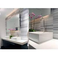 Wholesale Modern Marble Slab Countertop Marble Bathroom Worktop Customised Size from china suppliers