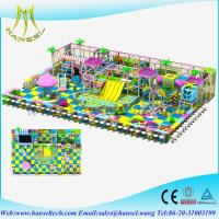 Wholesale Hansel indoor playground for kids dubai children's play mazes from china suppliers