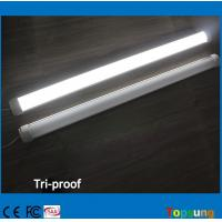 Wholesale High quality   Aluminum alloy with PC cover waterproof ip65 5f  60w tri-proof led  linear light  for office from china suppliers