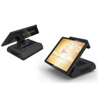 "Quality 15"" TFT LCD Touch Screen Pos System HM70 With Dual - Core Double Thread Processor for sale"