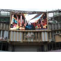 Wholesale P10 outdoor video screen display wall , advertising led signs Back Maintenance from china suppliers