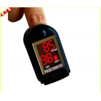 Wholesale Black Mini Fingertip Pulse Oximeters for Oxygen Bar CE from china suppliers