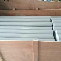 Wholesale 100%Virgin HDPE Bar 1-2m Length / Smooth Hdpe Rod 0.96g/Cm³ Density from china suppliers