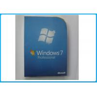 Wholesale PC Windows 7 Pro Retail Box Microsoft windows 7 professional full version from china suppliers