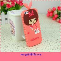 Wholesale hot silicone mobile cover from china suppliers
