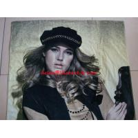 Wholesale photo printing beach towel , 100X180CM , 100% cotton from china suppliers