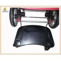 Wholesale Three Wheels Plastic Baby Buggy Board With Large Standing Platform from china suppliers