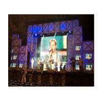 Wholesale Waterproof P10 Wall Video Screens LED With Best Viewing Angle 320 * 160mm from china suppliers