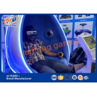 Wholesale Real Feeling Virtual Reality Games / Virtual Reality Equipment Exciting from china suppliers