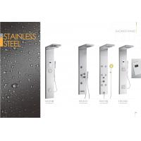 Wholesale Star Rated Hotels Commercial Stainless Steel Shower Panels , Corner Shower Panel from china suppliers