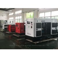 Wholesale Water Cooled Diesel Canopy Generator Set Six Cylinder For Industrial from china suppliers