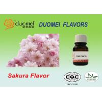 Wholesale Bright Sweet Fruit Taste Sakura Flavor Soft Drink Concentrate For Drink from china suppliers