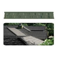 Wholesale Decorative Grid Lightweight Metal Roof Tiles / Roman villa roofing tiles from china suppliers