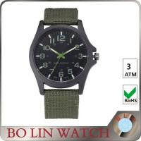 Wholesale 3 Atm Water Resistant Swiss Air Force Watches , Tactical Style Military Pilot Watch from china suppliers