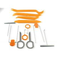 Wholesale Portable Vehicle Car Pry Tool for Auto Door Clip Panel Audio Removal Tools Set from china suppliers