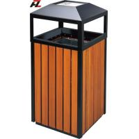 Wholesale Outdoor Trash Bin-Public Rubbish Bin from china suppliers