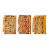 Wholesale Copper 18 um PI PCB / Flexible printed circuit board for cell phone from china suppliers