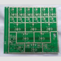 Buy cheap 4 layers PCB Rogers PCB FR-4 PCB manufacturer mix material multilayer PCB board from wholesalers