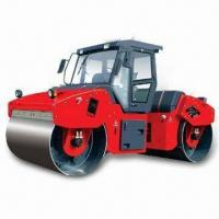 Wholesale Road Roller with Cummins Engine, Double Drum, Hydraulic System, and 110kW Diesel Power from china suppliers