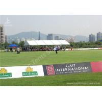 Wholesale Grassland Football Match Regatta Sport Event Tents White PVC Textile and Aluminum Alloy from china suppliers