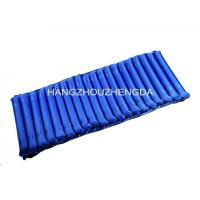 Wholesale Thick Material Inflatable Air Mattress Anti Decubitus With Two Chamber Blue Strip from china suppliers