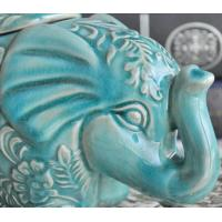 Wholesale Pallas elephant furnishing articles handicraft restoring vintage crafts from china suppliers