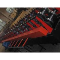 Wholesale C Z Interchangeable Purlin Roll Forming Machine Automatic Change Size CZ Purlins Roll Forming Machine from china suppliers