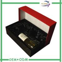 Wholesale Book Shape Wine Gift Boxes Paper Cardboard boxes gift packaging for Wine Bottle from china suppliers