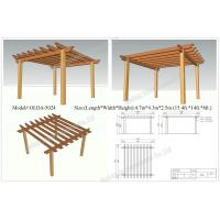 Wholesale DIY pergola ideas 15.4ft.*14ft.*8ft.(OLDA-5024) from china suppliers