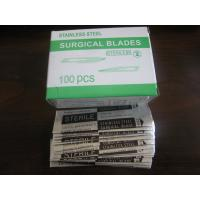 Wholesale Stainless Steel Surgical Blades from china suppliers