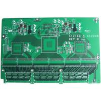 Wholesale Single Sided PCB Reverse Engineering CEM-3 Projects With OSP , Quick Turn Circuit Boards from china suppliers